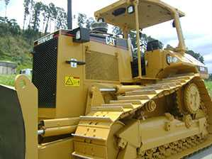 Reforma Caterpillar D6M XL