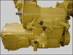 Reforma de Transmissão Motoniveladora 120-B