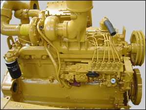 Reforma de Motor Modelo 3306 Turbo