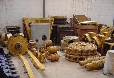 Empresa de peças para tratores