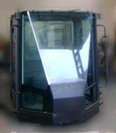 Fábrica de cabines para tratores