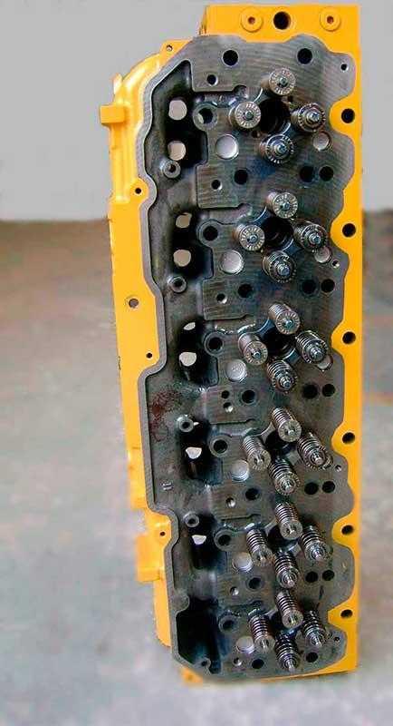 Peças para motor de trator