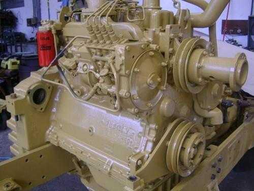 Retifica de motores de tratores