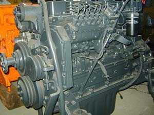 Motor Cummins Revisado 6BT