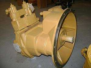 Bomba Hidraulica CAT 320B
