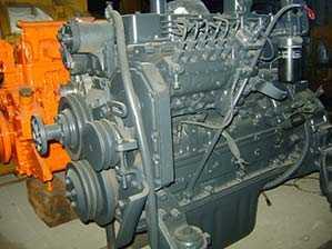 Motor Cummins 6CT