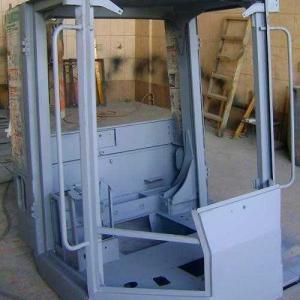 Cabine para trator usada