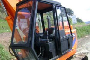 Escavadeira Hidráulica Fiat Allis FE-105