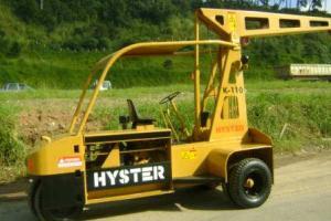 Guindaste Hyster K-110 1975