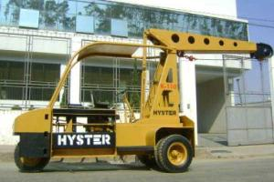 Guindaste Hyster K-110 direção hidráulica