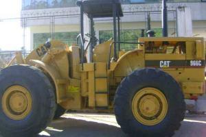 Pá Carregadeira Caterpillar 966-C 1980