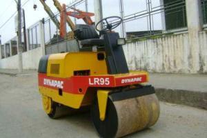 Rolo compactador Dynapac LR-95