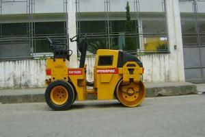 Rolo Dynapac CC122-C Ano 1994