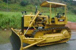 Trator CAT D4-D -TORQUE 1977