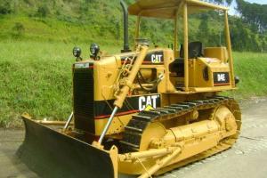 Trator CAT D4-E 1988 (Torque)