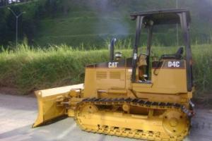 Trator de Esteira Caterpillar D4-C 1987